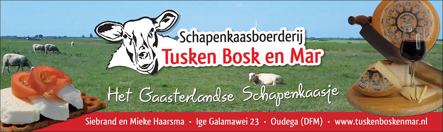Schapenkaasboerderij Tusken Bosk en Mar
